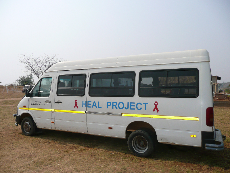 Heal Project Minibus